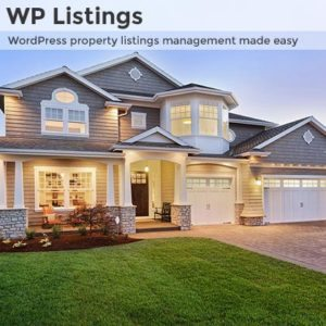 WordPress property listings management made easy
